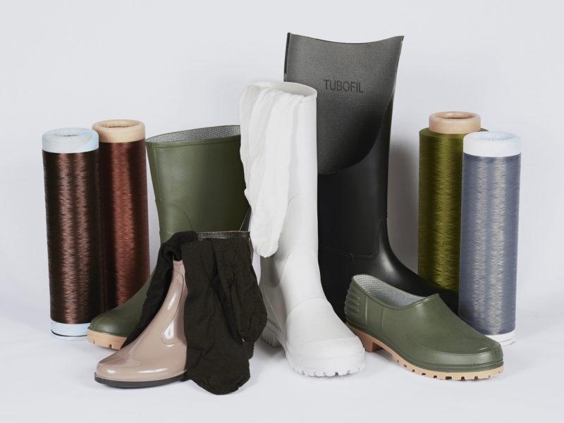originale a caldo scarpe originali scarpe di separazione Fodere interne per stivali, scarpe e galosce in PVC, TR e ...